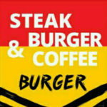 Steak burger & Coffee